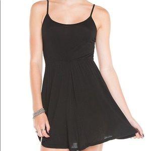 💙 2/30 Brandy Melville Simple Black Dress